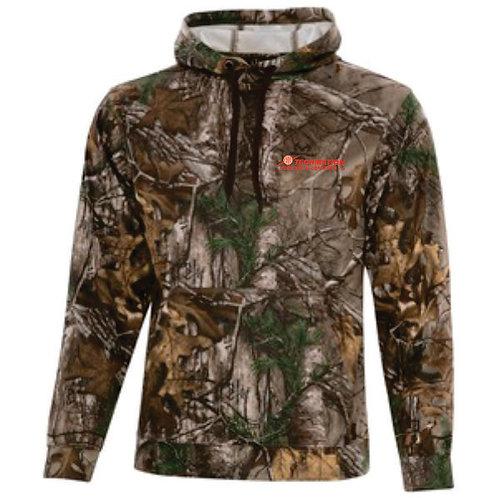 F2034 - REALTREE® Tech Fleece Hooded Sweatshirt w/ LF Logo
