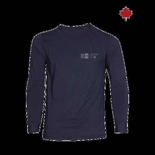 DW1PD7 - Lightweight Long-Sleeve Base Layer Shirt - NO LOGO