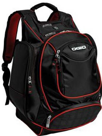 711105 - OGIO Metro Backpack w/ Logo