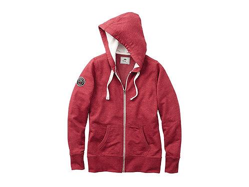 98702 - Ladies ROOTS Sandy Lake Hoodie w/ LF Logo & L Sleeve Globe