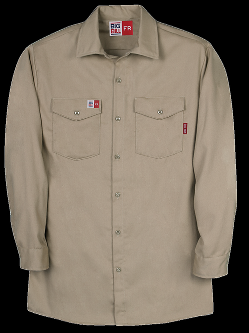 TX231US9 - BigBill Westex UltraSoft® Industrial Work Shirt w/ LF Logo