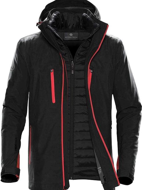 XB-4 - Men's Matrix System Jacket incl L Shoulder Logo to Inner & Outer Shell