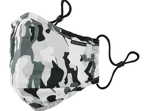 CMK-4 - Commuter Face Mask (Camouflage) - INCL LOGO