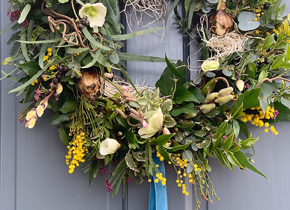 BESPOKE SEASONAL WREATH