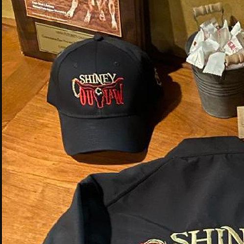 SHINEY OUTLAW CAP