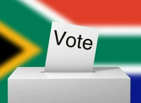 It is the D day for South African political parties