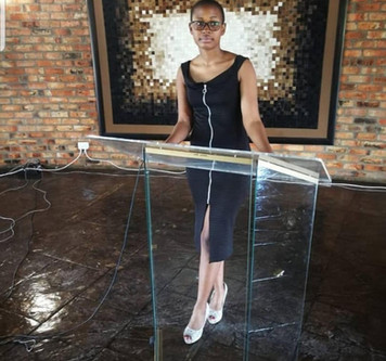 20 year old Vuyisile Mayisa from Bulawayo launches her own Organization