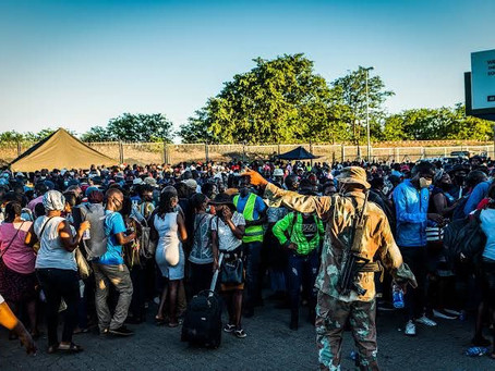 Life of a Zimbabwean  emigrant under covid 19 lockdown -a personal perspective.