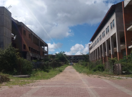 The unfinished project called NUST