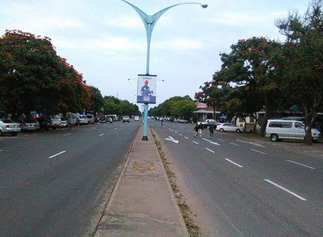 BREAKING NEWS: new street names for Bulawayo