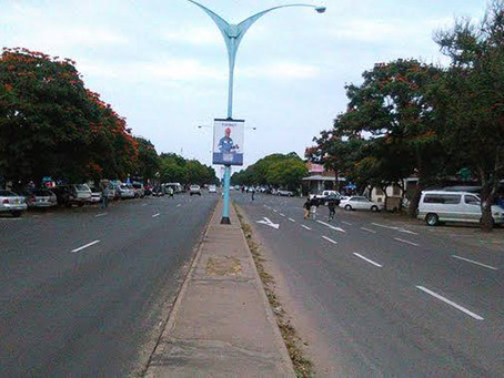 BREAKING NEWS: new street names for Bulawayo
