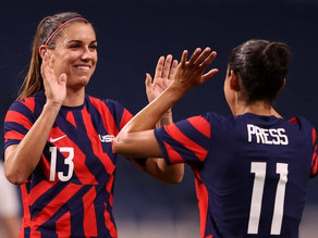 Olympic Soccer Predictions (Women's and Men's)