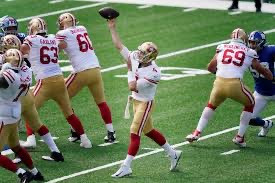 Nick Mullens delivers huge as Niners blow out Giants