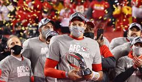 Mahomes drops 3 TD, advances to second consecutive Super Bowl appearance