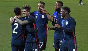 The US dominate Jamaica in Friendly
