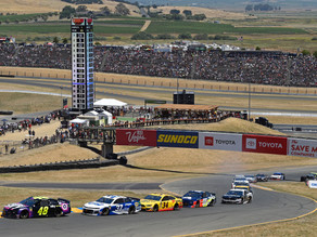 Sonoma Raceway gearing up for biggest event in Sonoma County since lockdown