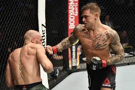 Poirier knocks out McGregor in round 2 at UFC 257