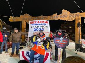Iditarod review