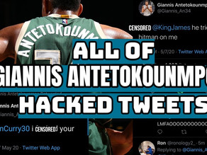 Giannis Got HACKED