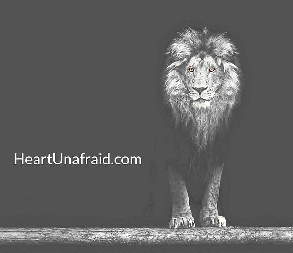Shutterstock owned lion logo icon heart