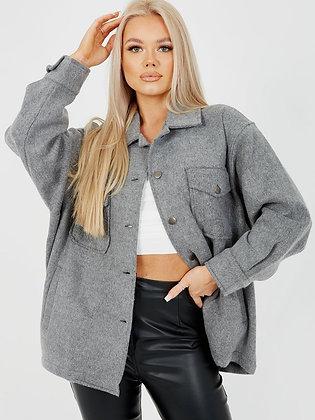 Layla Grey Jacket