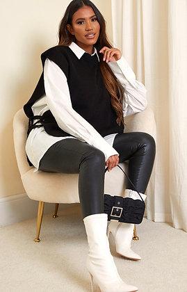 Belle Knitted Vest