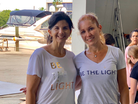 Volunteer Spotlight for Be The Light Ari Arteaga Foundation!