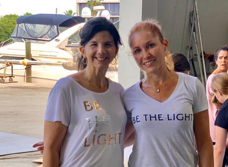 Volunteer Spotlight for Be The Light Ari Arteaga Foundation!