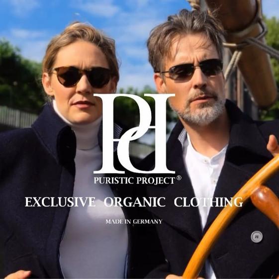 Puristic-project. Nachhaltige Designer Mode