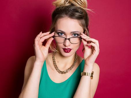 Die bräutliche Brille