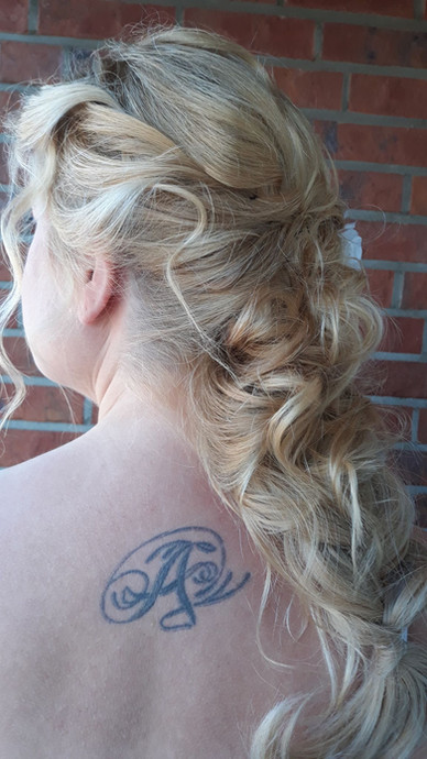 Hairstyles for shooting parties