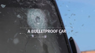 Un coche a prueba de balas