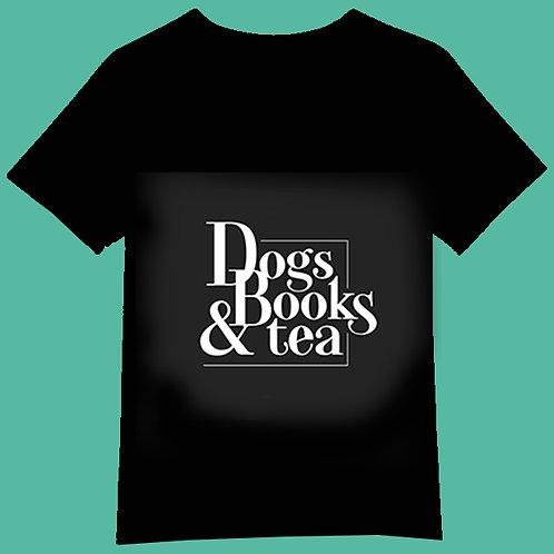Dogs Books and tea