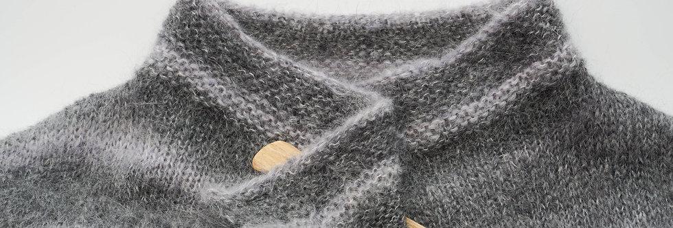 Rūkas | moheros vilnos megztinis