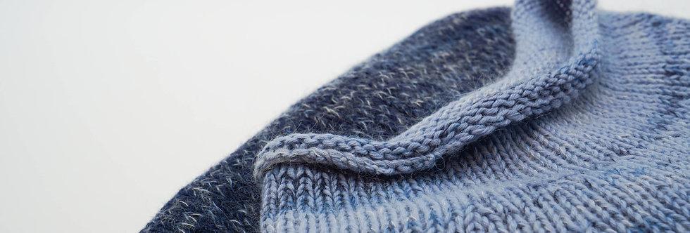 Jūra | merino vilnos megztinis