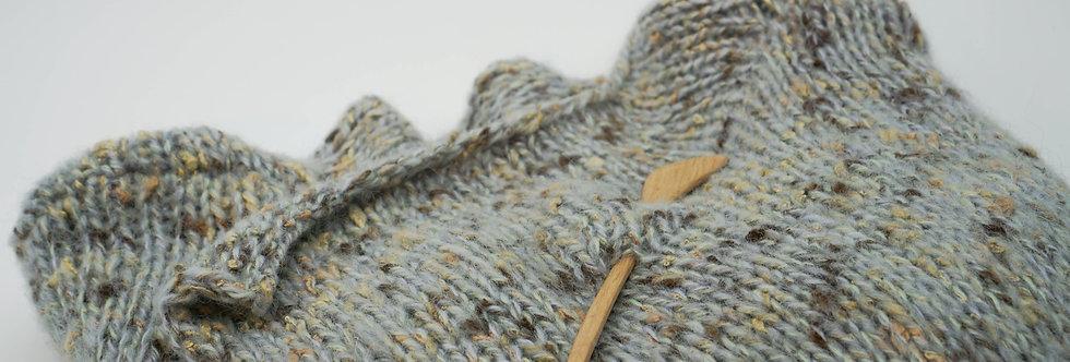 Smiltys | alpakos vilnos megztinis