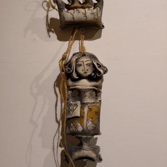 Ceramic Mermaid by Catherine Reason Maca