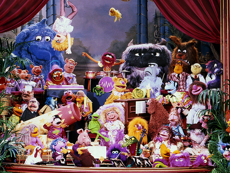 """The Muppet Show"" Heading to Disney+"