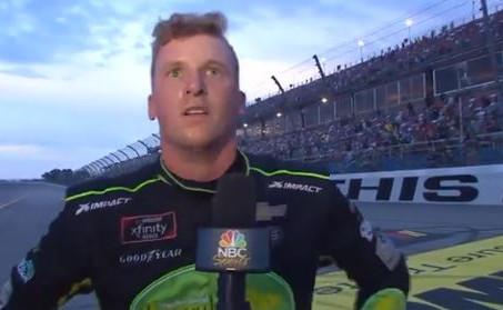 "NASCAR Fans Chant ""F*ck Joe Biden"" at Talladega Speedway"