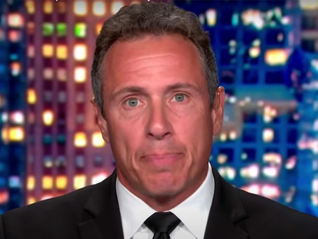Time To Fire Chris Cuomo From CNN