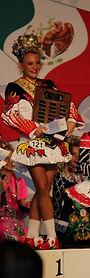 Joely Bernier of Goggin-Carroll wins NAIDC 2014
