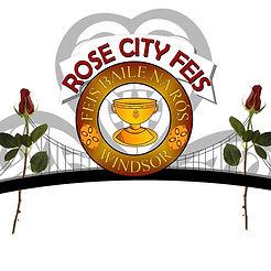 Rose City Feis logo