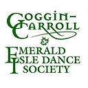 The Emerald Isle Dance Society logo
