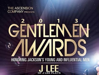 J. Lee Receives The 2013 Gentleman of the Year Award
