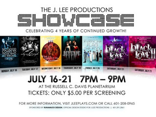 J. Lee Productions Celebrates Their Fourth Year Anniversary