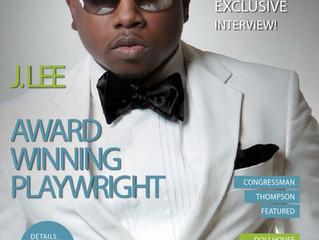 J. Lee Covers June 2013 Expose Magazine
