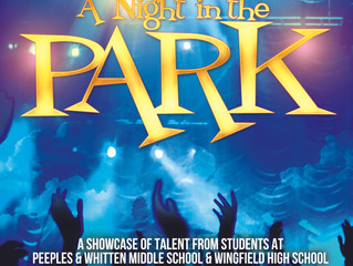 J. Lee Productions Presents A Night in the Park