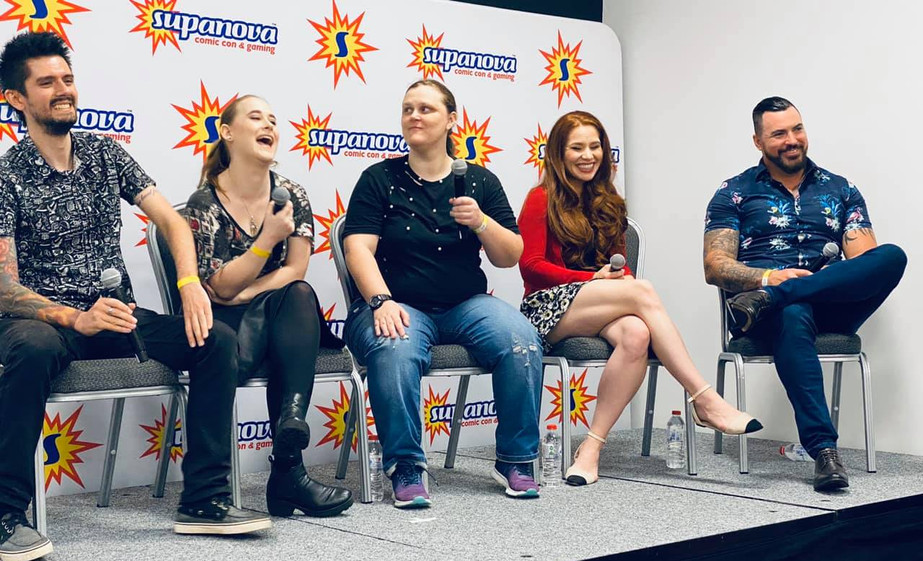 Supanova Panel 2020 – Gold Coast