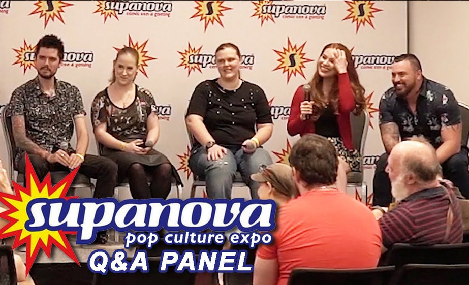 Attack of the Cat People: For Lovers of Old Noir Film Q&A Panel – Supanova Gold Coast (2020)