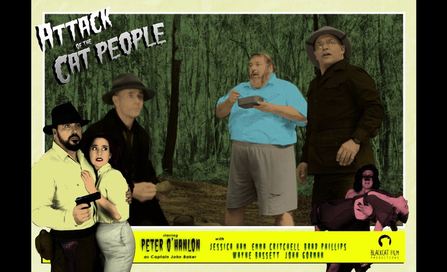 "Second Take talks ""Attack of the Cat People"" with Sarah Stephenson, Peter O'Hanlon & Jessica Ham"